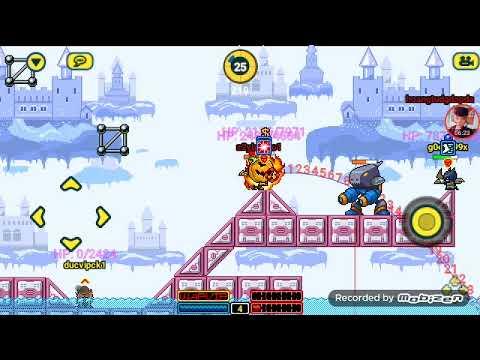 Mobi army2 : game vắng người chơi ..thôi thì đi t-rex