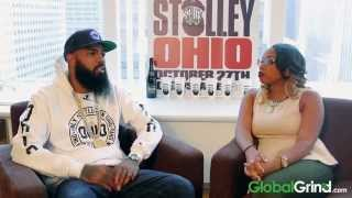 Stalley Talks Daughter's Rapping Ability & Rick Ross' Hood Billionaire
