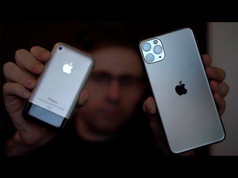 КАК IPhone ПОМЕНЯЛ МИР