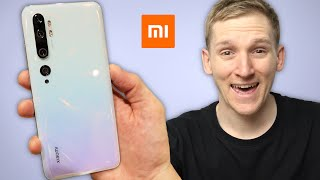 Xiaomi Mi Note 10 (CC9 Pro) First Look & Hands On!