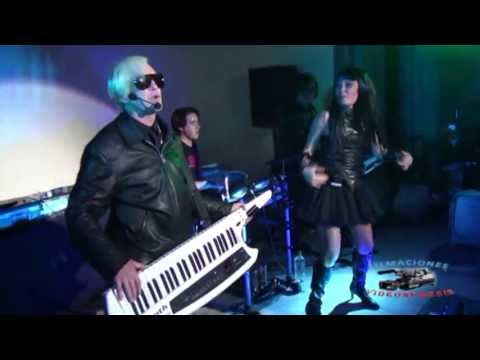 Trans-X - Living On Video Live  Mexico...