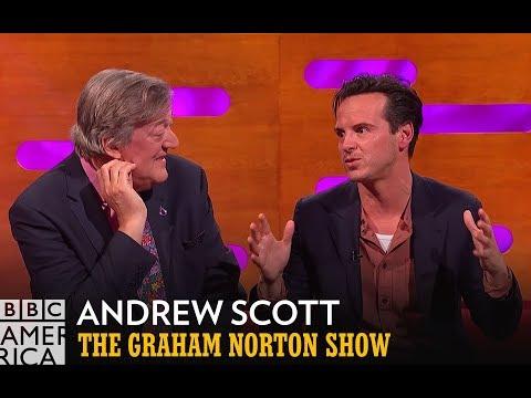Andrew Scott Can't Drive | The Graham Norton Show | BBC America