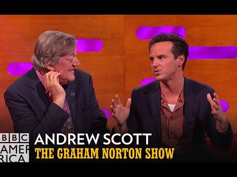 Andrew Scott Can't Drive | The Graham Norton Show | BBC America