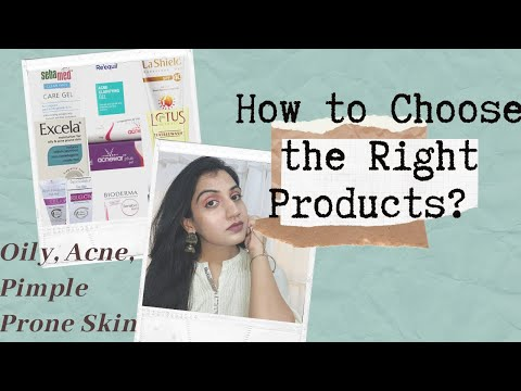 skincare-routine-for-oily-&-acne-prone-skin-with-product-recommendations-&-tips