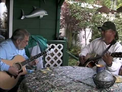 Amazing Slack Key Guitar by Hawaii Musicians Bunny & Paul!