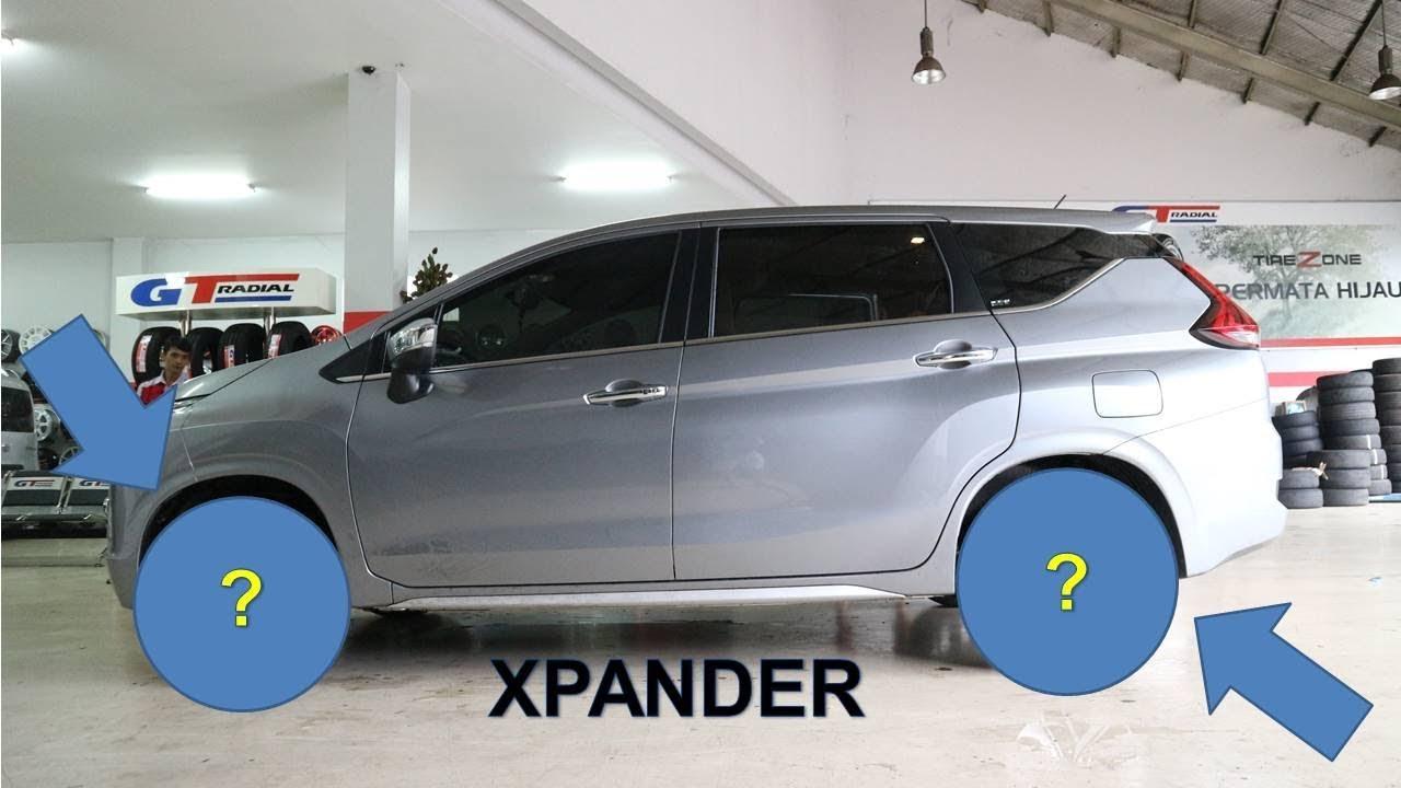 Foto Modifikasi Mobil Xpander Keren - Bajindul Modifikasi