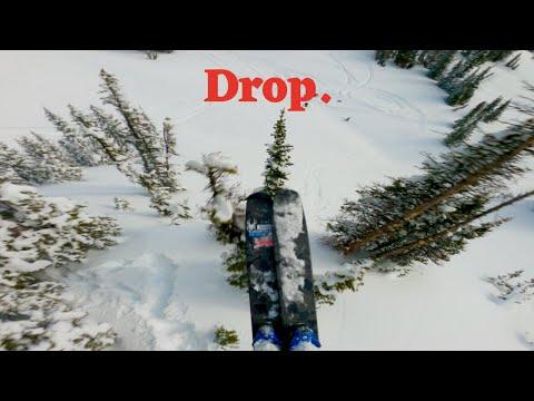 GoPro   Backcountry Skiing   4K