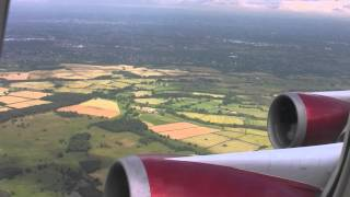 Manchester (UK) to Orlando with Virgin Atlantic - Revisited. Florida 2012 (part 1)