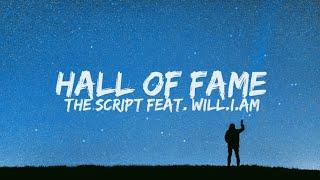 Download Mp3 The Script - Hall Of Fame  Lyrics
