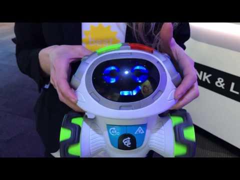 Toy Fair 2017: Pre-School Mattel Movi Robot