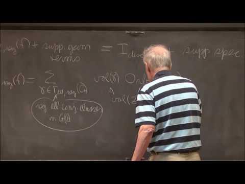 Beyond endoscopy and geometric terms - James Arthur