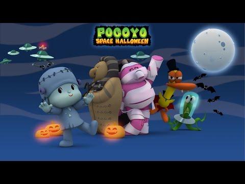 Pocoyó: Halloween Espacial - 40 minutos de dibujos infantiles