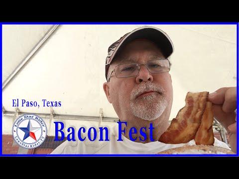 Bacon Fest El Paso Texas 04-17-2016