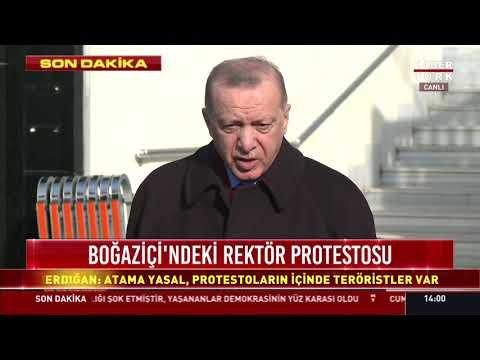 Cumhurbaşkanı Erdoğan: Tüm insanlık şok oldu, lafa gelince demokrasinin beşiği