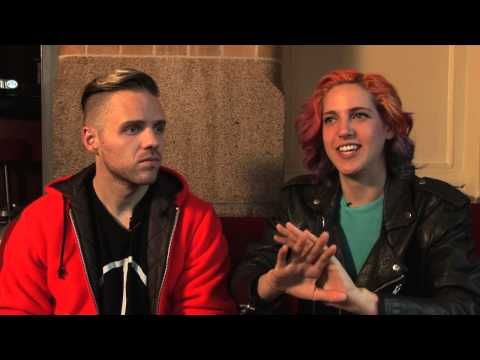 MS MR interview - Lizzy and Max (part 4)