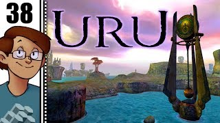 Let's Play Uru: Ages Beyond Myst (Complete Chronicles) Part 38 - Returning the Pillars