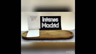 Um tempo com Intense Madrid.