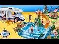 Vacaciones con la Familia Playmobil
