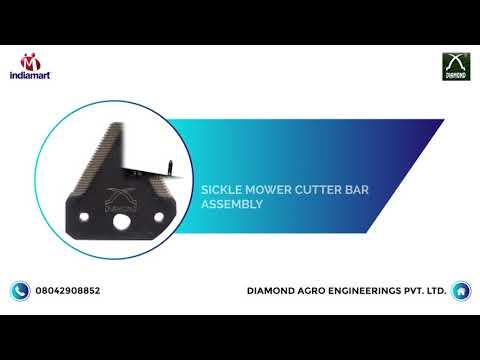 Sickle Mower Cutter Bar Assembly