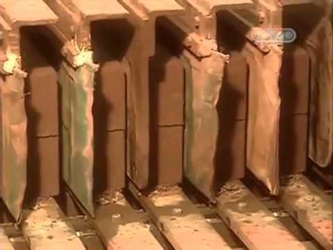 Как делают кирпичи  Процес производства