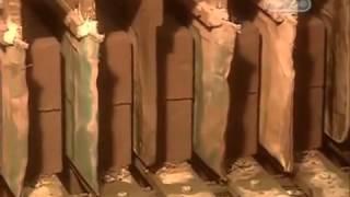 видео Клинкерный кирпич производство россия Кирпич красный технология производства