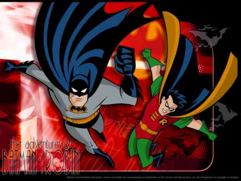 The Adventures of Batman & Robin + Batman the Animated Series End Theme