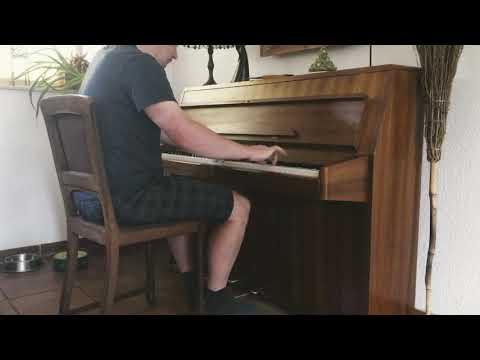 Joe Bonamassa - So, What Would I Do - Piano Cover Improvisation