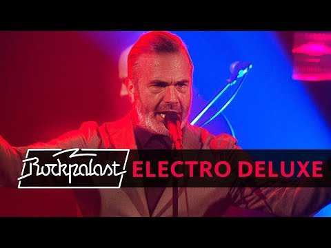 Electro Deluxe live | Rockpalast | 2018