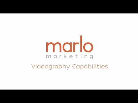 marlo marketing - video capabilities