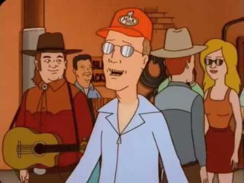 The Dale Gribble Blue Grass Experience