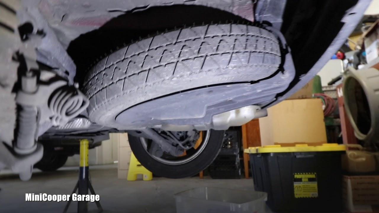Mini Cooper Spare Tire >> Mini Cooper Spare Tire