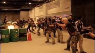防空動 | ACTION BUNKER PSP Promo 2015 9/11-13