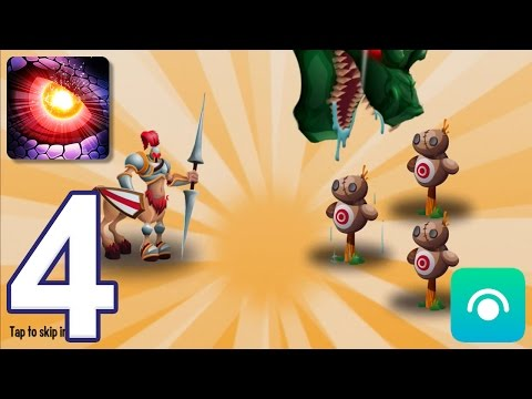 Monster Legends - Gameplay Walkthrough Part 4 - Levels 10-12 (iOS, Android)