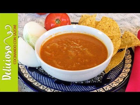 Salsa Norteña con Chile Piquin Picosa! / Piquin Pepper Mexican Salsa (pequin)