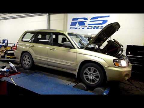 2004 Subaru FXT, 19T TD04, EWG... Getting Dyno Tuned