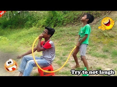 Top New Comedy Video 2020_New Funny Video 2020_Try To Not Laugh_Episode-62_By hahaidea