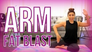 Arm Fat Blaster | POP Pilates for Beginners