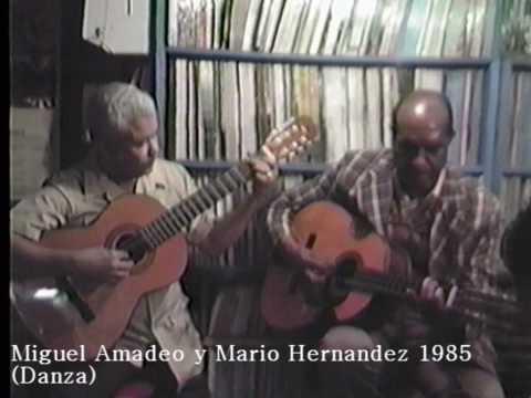 Miguel Amadeo y Mario Hernandez #4