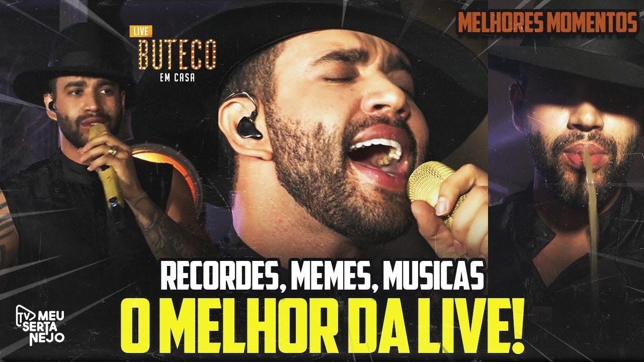 LIVE do GUSTTAVO LIMA - SAIBA TUDO que ROLOU! (Melhores Momentos, recordes, memes, musicas)