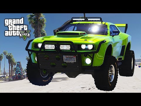 GTA 5 Mods - REAL LIFE CARS: OFF-ROAD EDITION!! (New GTA 5 Mods Gameplay)
