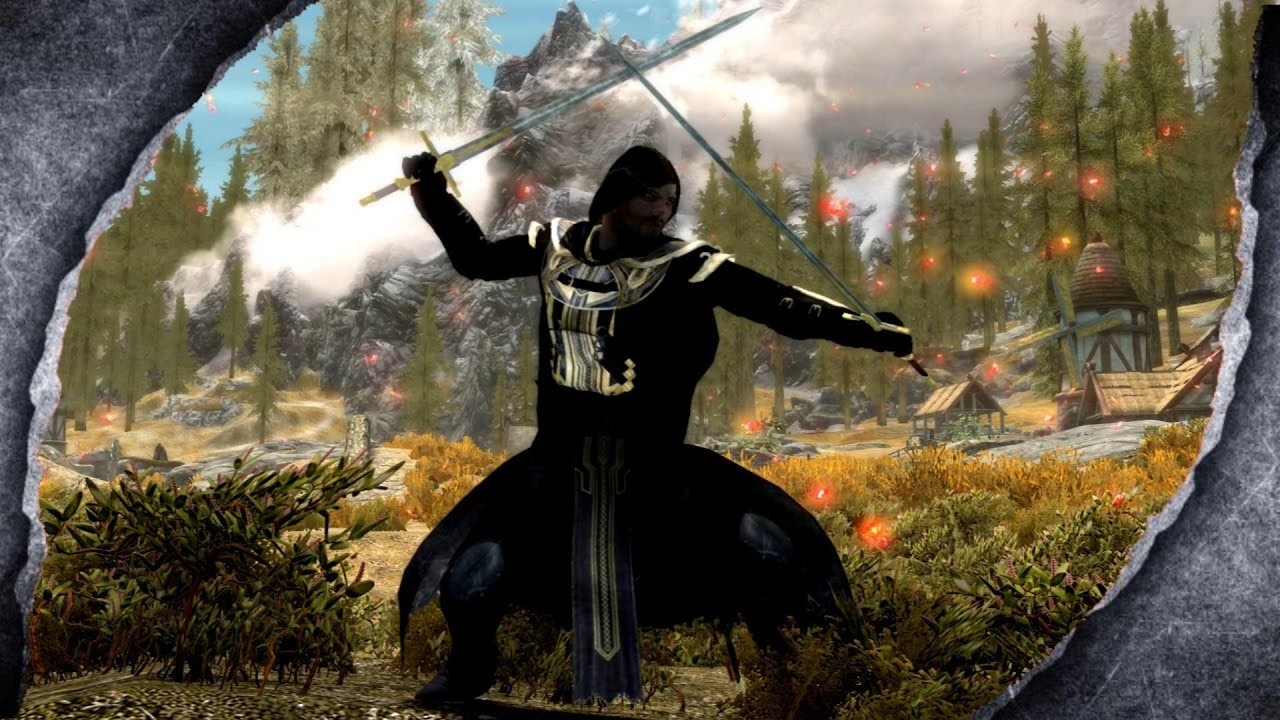 Skyrim Special Edition – May Featured Mods