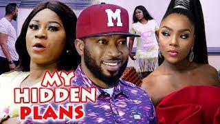 "MY HIDDEN PLANS Season 3&4 "" New Movie Alert"" (Chioma Chukwuka) 2019 Latest Nigerian Nollywood Movie"