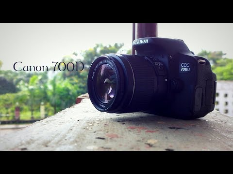 Canon EOS 700D || Kiss X7i || Unboxing || 2015