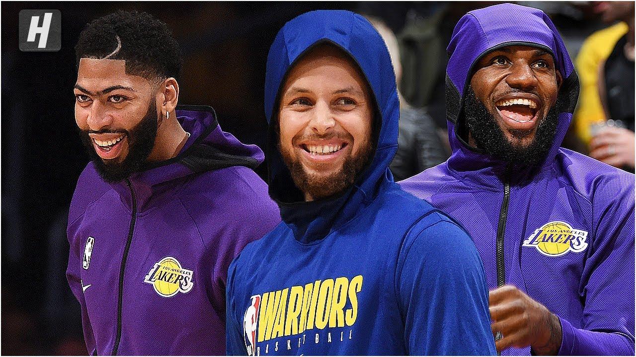 Download Golden State Warriors vs Los Angeles Lakers - Full Game Highlights | October 14, 2019 NBA Preseason