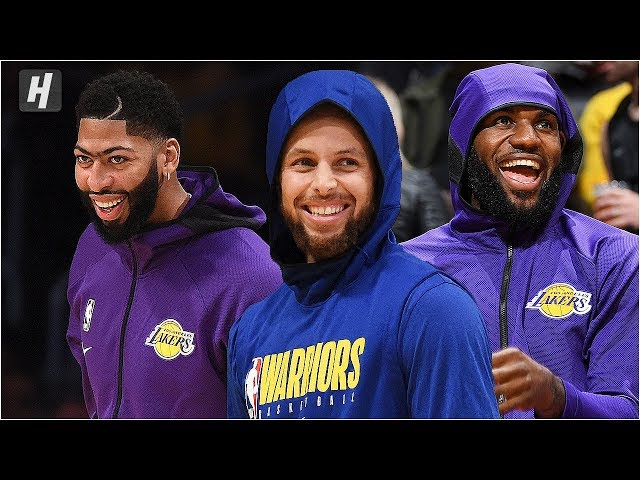 Golden State Warriors vs Los Angeles Lakers - Full Game Highlights | October 14, 2019 NBA Preseason