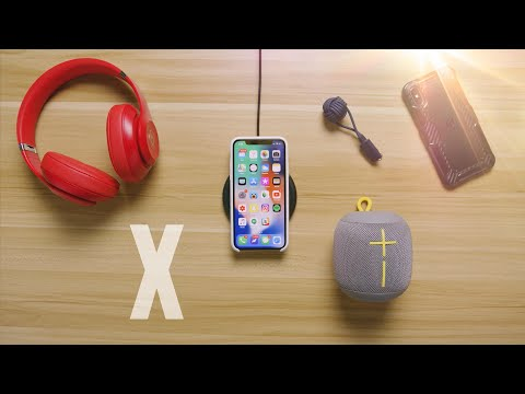 The BEST NEW iPhone X Accessories!