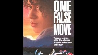 One False Move (1992) Bill Paxton Billy B. Thorton