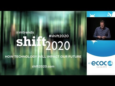 Shift 2020-How technology will impact our future?