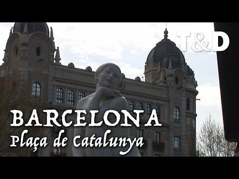 Barcelona City Guide: Plaça de Catalunya - Travel & Discover