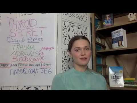 The Thyroid Secret Q&A - Stress